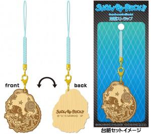 SHOW BY ROCK!! 木製ストラップ モア_L